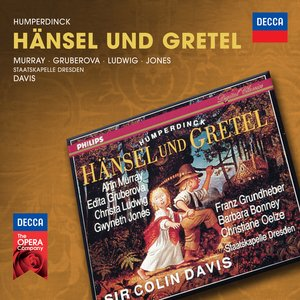 Image for 'Humperdinck: Hänsel und Gretel'