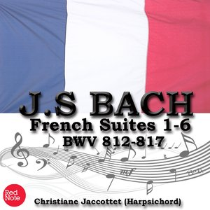 Image for 'Bach: French Suites 1-6 BWV 812-817'
