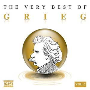 Image for 'Very Best Of Grieg (The), Vol. 2'