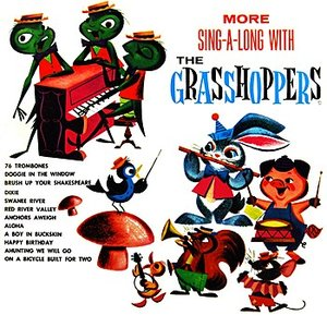 Image for 'More Sing A Long With The Grasshoppers'