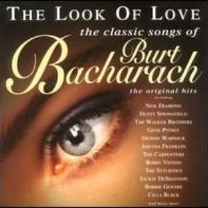 Immagine per 'The Look of Love: The Classic Songs of Burt Bacharach'