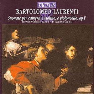 Image for 'Introduzione Prima: Allemanda (Allegro)'