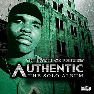 Image for 'The Gamblaz Present Authentic: The Solo Album'