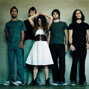 Bild für 'Flyleaf'