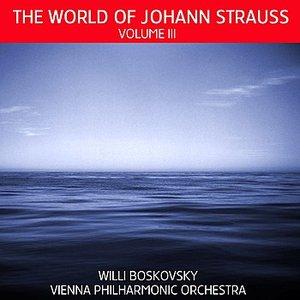 Immagine per 'The World Of Johann Strauss, Vol. 3'