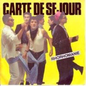 Bild für 'Carte De Séjour'