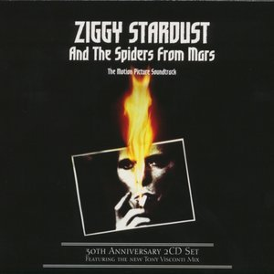 Image pour 'Ziggy Stardust And The Spiders From Mars: The Motion Picture Soundtrack (Disc 1)'