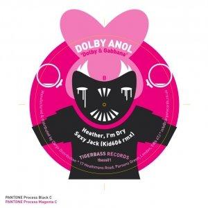 Bild för 'Dolby & Gabbana E.P (Tigerbass)'