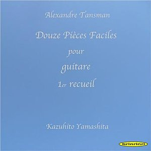 Image for 'Douze Pieces Faciles Pour Guitare 1er Recueil'