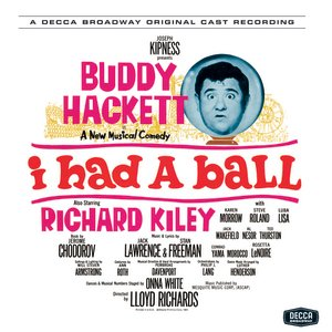 Image for 'Garside The Great (I Had A Ball/1964 Original Broadway Cast/Remastered)'