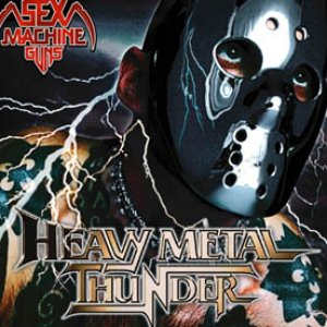 Image for 'HEAVY METAL THUNDER'
