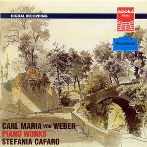 Image for 'Carl Maria Von Weber : Piano Works'