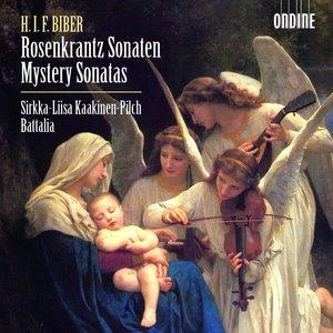 Imagem de 'Biber: Rosenkrantz Sonaten (Mystery Sonatas)'