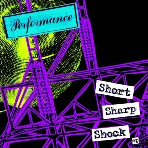 Image for 'Short Sharp Shock EP'