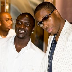 Image for 'Akon feat. Kardinal Offishall'