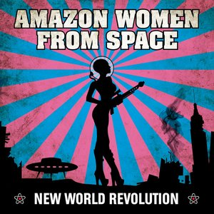 Image for 'Amazon Women from Space - EP'