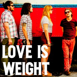 Image for 'Love Is Weight (Single)'