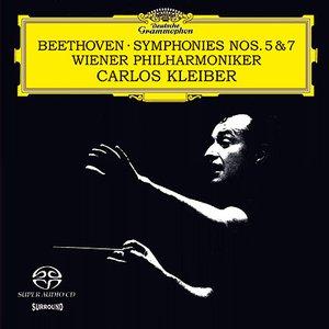 Bild für 'Beethoven: Symphonies Nos.5 & 7'