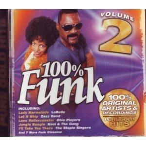 Image for '100% Funk, Volume 2'
