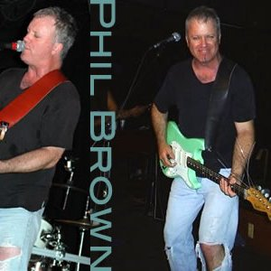 """Image for 'Phil Brown """"LIVE"""" @ the Columbia City Theatre - Seattle/Summer 2006'"""