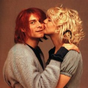 Image for 'Kurt Cobain & Courtney Love'