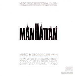 Image for 'Manhattan:  Original Motion Picture Soundtrack'