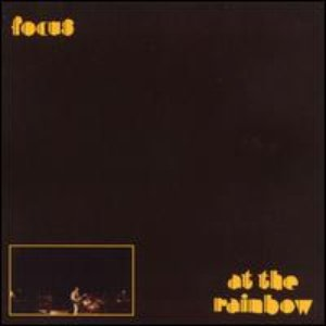 Image for 'In And Out Of Focus Live At The Rainbow'