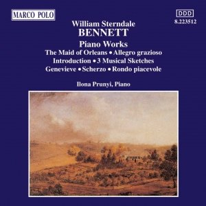 Image for 'BENNETT: The Maid of Orleans / 4 Pieces, Op. 48 / Musical Sketches, Op. 10'