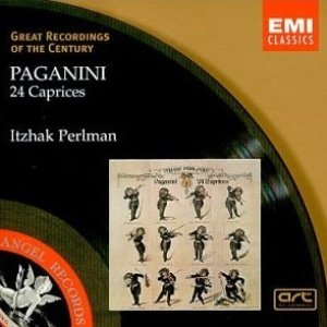 Image pour 'Paganini: 24 Caprices'