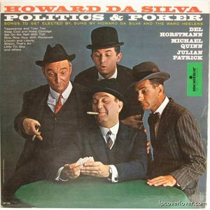 Image for 'Howard Da Silva And Politicians'