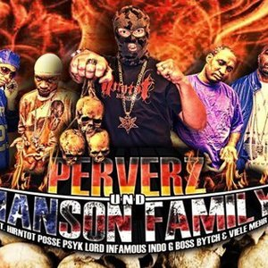 Image for 'Perverz & Manson Family'
