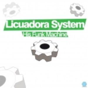 Bild för 'Licuadora System - His Funk Machine EP'