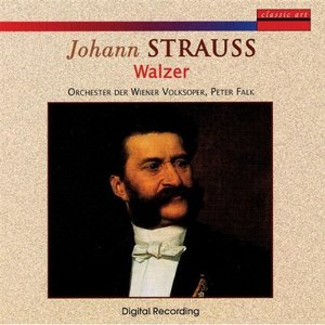 Image for 'Johann Strauss: Walzer'