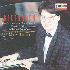 Image for 'Beethoven: Piano Sonatas Nos. 12, 21, 24, 26'
