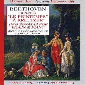 Image for 'A Kreutzer, Sonate No.9, en la majeur pour violon & piano, Op. 47 : Presto'