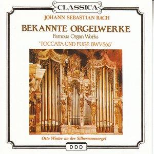 Image for 'Johann Sebastian Bach : Bekannte Orgelwerke (Famous Organ Works), Toccata und Fuge BWV565'
