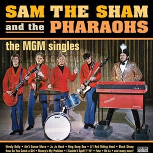 Image for 'The MGM Singles'