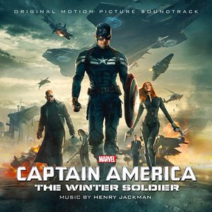 Image pour 'Captain America: The Winter Soldier (Original Motion Picture Soundtrack)'