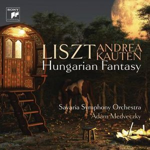 Image for 'Hungarian Fantasy (Fantasie über ungarische Volksmelodien) for Piano and Orchestra, S. 123'