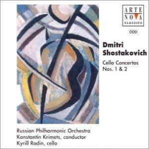 Image for 'Shostakovich Cello Concerto No 2 op.126 - III Allegretto'