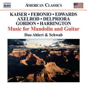 Image for 'American Music For Mandolin And Guitar'