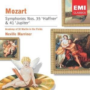 Image for 'Mozart: Symphony No 41 & 35'