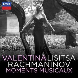 Image pour 'Rachmaninov: Moments Musicaux'