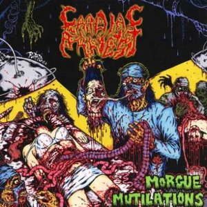 Image for 'Morgue Mutilations'