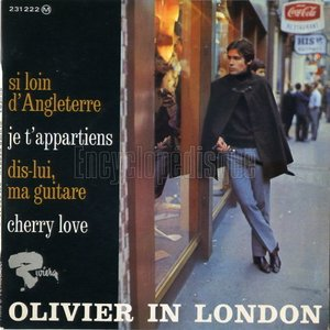 Image for 'Olivier In London'