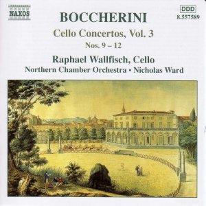Bild för 'BOCCHERINI: Cello Concertos, Nos. 9-12'