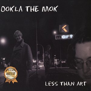 Image for 'Less Than Art'