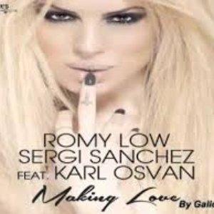 Imagen de 'Making Love (feat. Karl Osvan)'