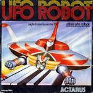 Immagine per 'Ufo robot'