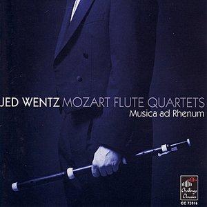 Image for 'Flute Quartet in C Major, KV 285b for Traverso, Violin, Viola and Cello: Andantino-Adagio-Allegro'
